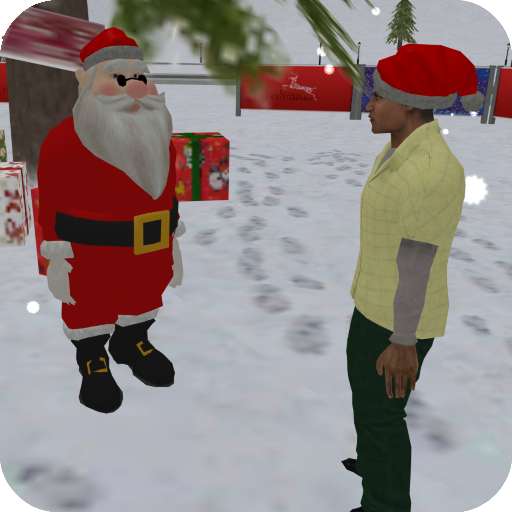 Crime Santa (game)