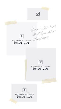 Paper Tape Inspiration - Mood Board item