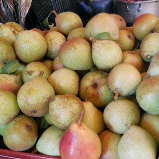 Ginger Spiced Pear Jam