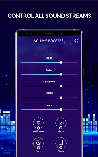 Volume Up - Sound Booster Pro -Volume Booster 2020 2.2.9 screenshots 5