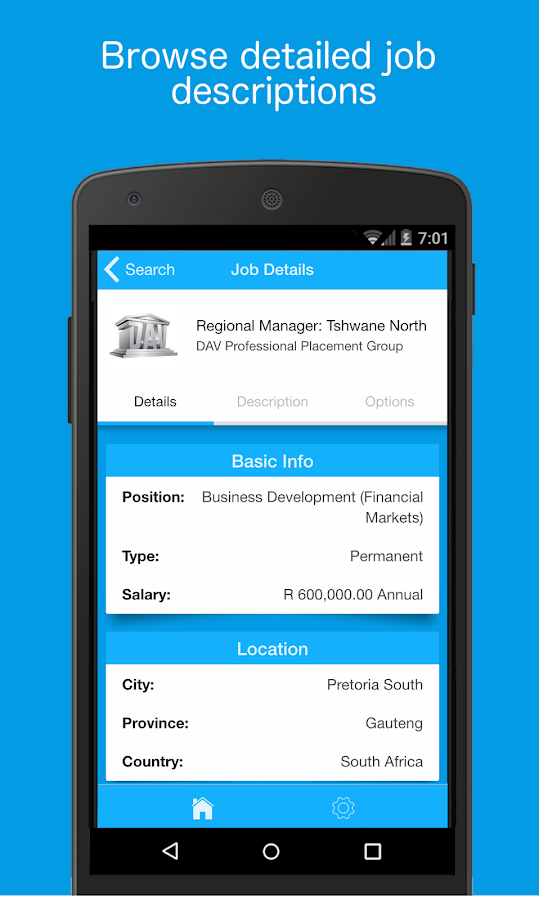 envisionme Jobs- screenshot