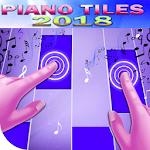Tap Magic Happy Piano Tiles 2018 Icon