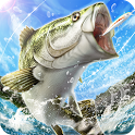 Bass Fishing 3D II icon