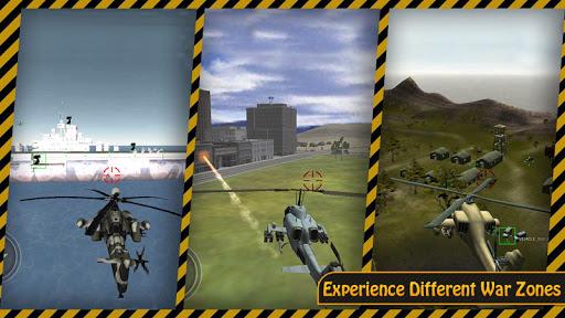武裝直升機戰 - 戰役