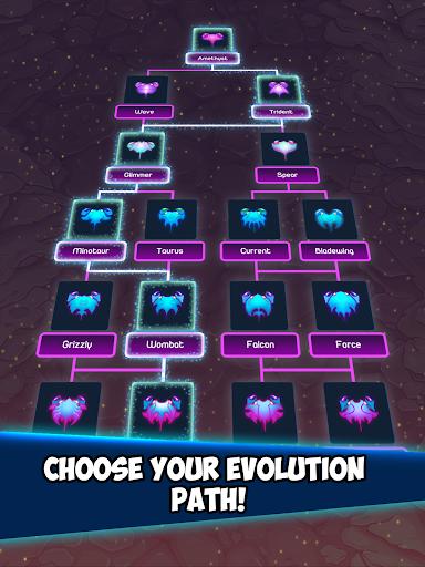 Crab War : Idle Swarm Evolution screenshot 14