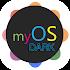 myOSDark - CM12/12.1 Theme v1.0.0