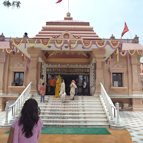 Tridev Temple. by Anubhav Tiwari - Buildings & Architecture Places of Worship