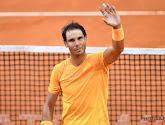 Nadal haalt set achterstand op tegen Leonardo Mayer