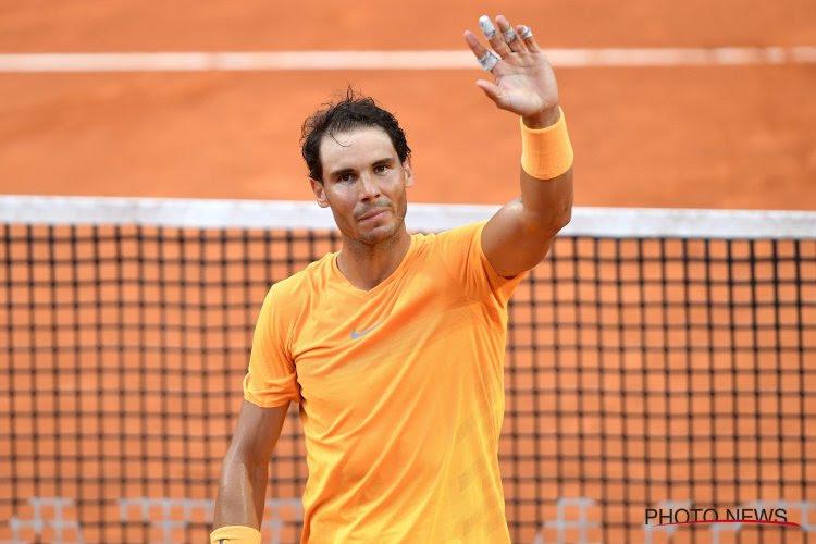 Rafael Nadal na uitschakeling in Monte Carlo opnieuw aan het werk gezet, Zverev vliegt er roemloos uit in Barcelona