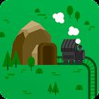 Tap Tap Rails: Railroad Puzzle