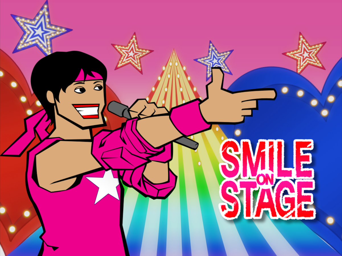 Smile On Stage- screenshot