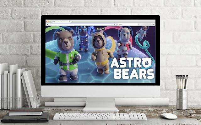 Game Theme: ASTRO BEARS