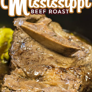 Mississippi Pot Roast- Electric Pressure Cooker.