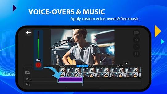 Tải PowerDirector Premium: Ứng dụng sửa video (Mod Unlocked) 6