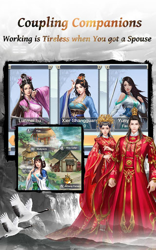 Immortal Taoists-Idle Game of Immortal Cultivation 1.4.6 screenshots 5