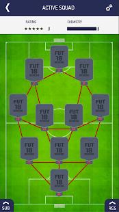 FUT 18 Draft (Devero) - náhled