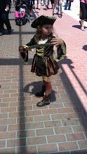Photo: Convention Center - tiny pirate!