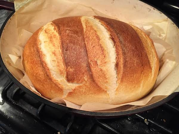 This Picture Is Of A Loaf Not Baked The Hungarian Way, But In My Dutch Oven. Still...looks Mighty Yummy, Huh?