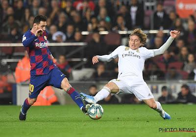 Binnen twee jaar moet het voetbal afscheid nemen van Luka Modric