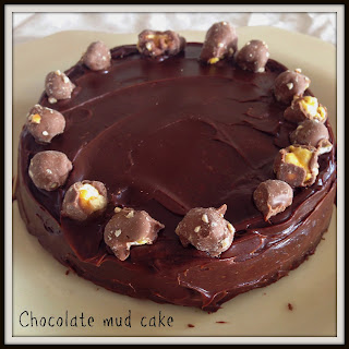 Chocolate Mud Cake From Scratch