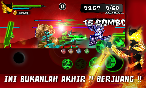 satria ranger power heroes Games (apk) free download for Android/PC/Windows screenshot