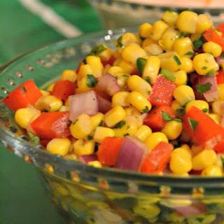Fresh Tex-Mex Corn Salsa