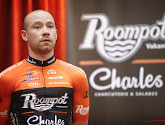 Michael Van Staeyen gaat voor zijn derde plek in de top 10 van de Scheldeprijs
