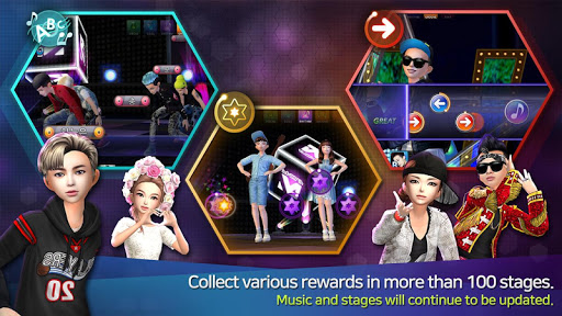 LINE Audition With YG 1.0.1.0 screenshots 10