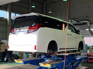 アルファード GGH35W SA Cパッケージ 4WDのカスタム事例画像 よっちゃんさんの2020年03月22日18:42の投稿
