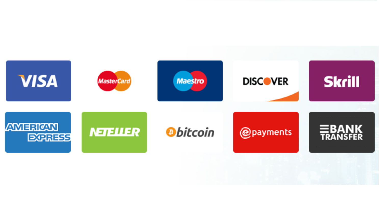 Evo Binary - Zahlungsanbieter