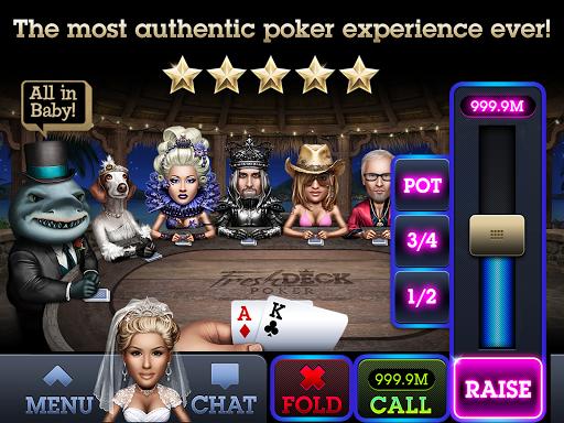 Fresh Deck Poker - Live Hold'em apkpoly screenshots 6