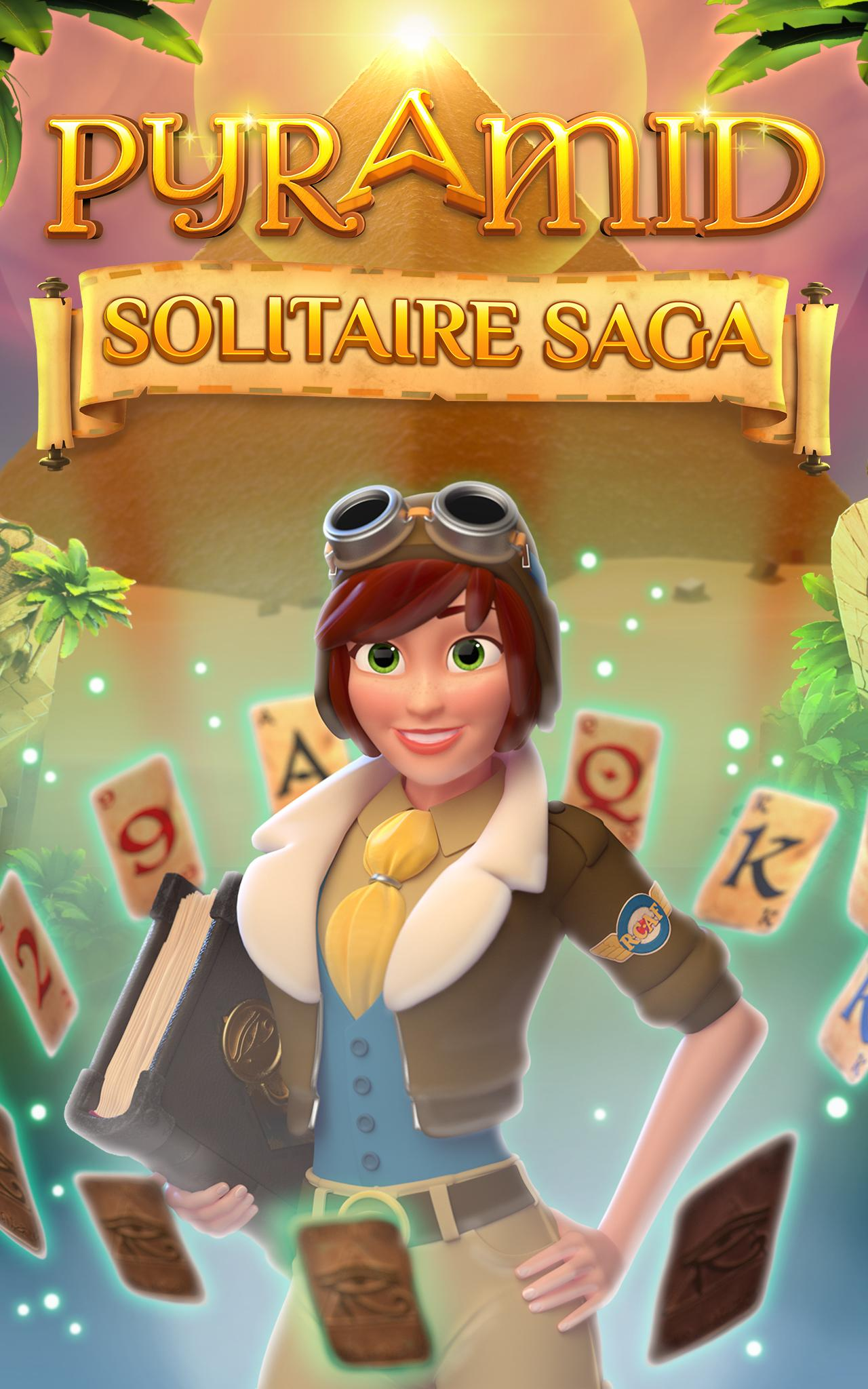 Pyramid Solitaire Saga screenshot #12