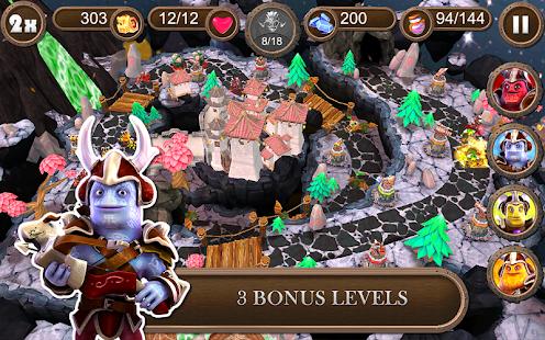 Brave Guardians Screenshot 6