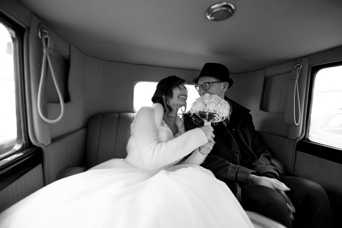 La sposa e il padre