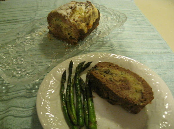 Couscous Rolled Meatloaf Recipe