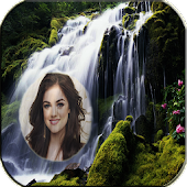 Waterfall Photo Frames-Editor