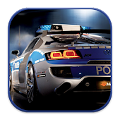Police Cars & Heros Wallpaper