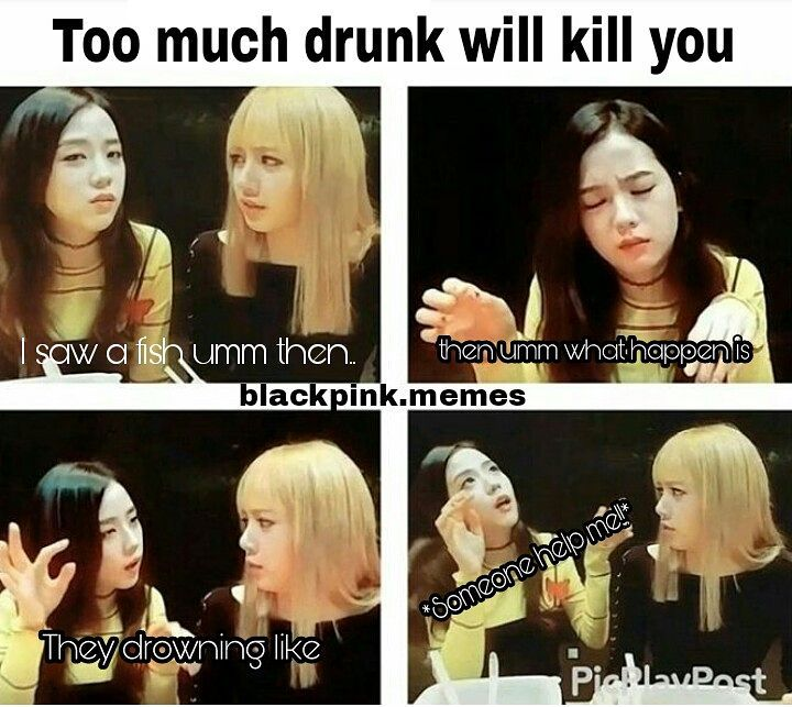 20 Blackpink Memes That Will Make You Say That S So Me