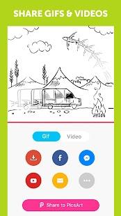 PicsArt Animator: Gif & Video Screenshot 5