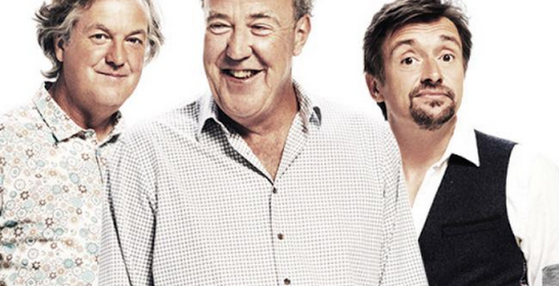 Jeremy Clarkson mocks Richard Hammond crash