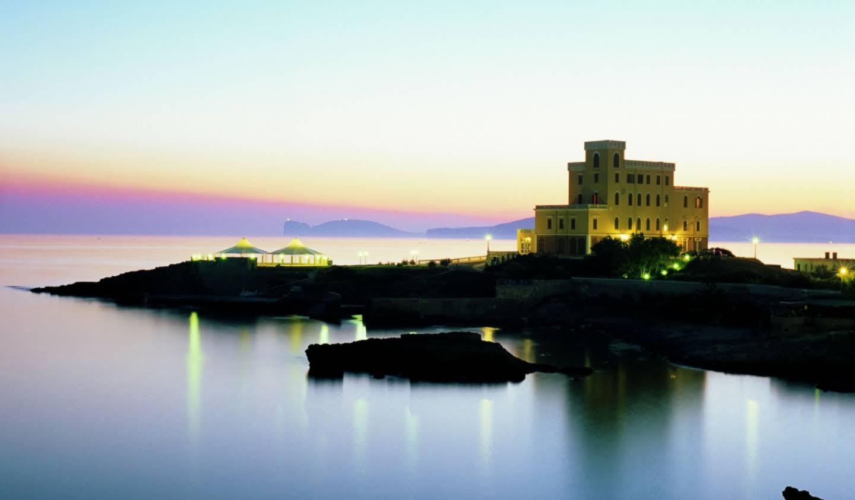 Hôtel particulier avec jardin et salle de réception Alghero