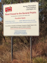 Photo: APY Lands access