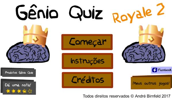 Genius Quiz Royale 2