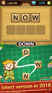 Word Link MOD (Unlimited Coins) 1