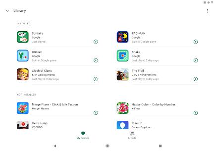 Google Play Games 10