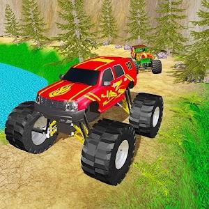 Grand Monster Truck Offroad Adventure 3D