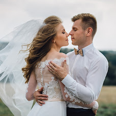Wedding photographer Ruslana Makarenko (mlunushka). Photo of 25.07.2017