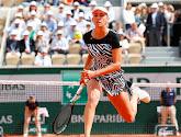 Elise Mertens geraakt ondanks vijf matchballen niet voorbij Sevastova