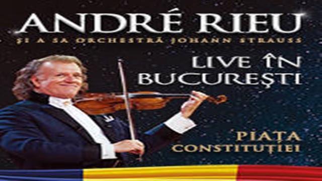 Andre Rieu Bucharest 2016