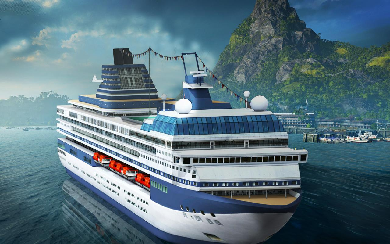 Big Cruise Ship Games Passenger Cargo Simulator - Android Apps On Google Play